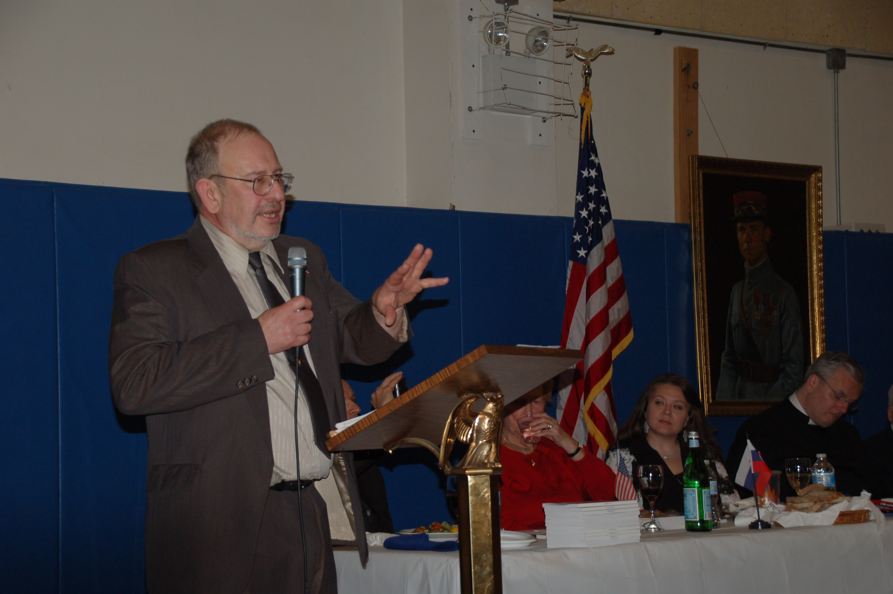 DSC_855_Stefanik 100th anniversary of death_Michael Kopanic keynote speech_May19 2019 - Michael Kopanic